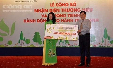 Ho Chi Minh-Ville agit pour proteger l'environnement hinh anh 1