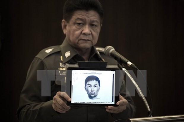 Attentat de Bangkok : un suspect etranger a ete identifie hinh anh 1