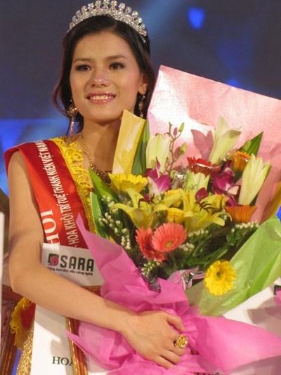 La finale du concours Miss ITGO Vietnam 2015 aura lieu a Hai Duong hinh anh 2