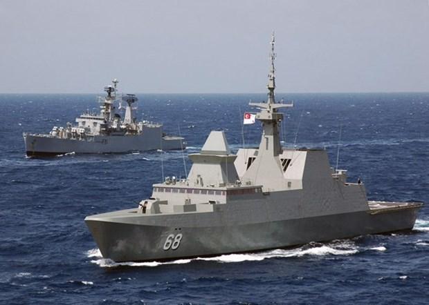 Brunei : reunion de chefs du renseignement militaire d'Asie-Pacifique hinh anh 1