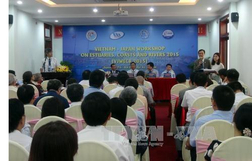 Vietnam et Japon partagent des experiences dans la lutte contre l'erosion du littoral hinh anh 1