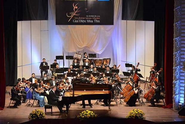«Melodies d'Automne» a Hanoi, une ode a la musique classique hinh anh 1
