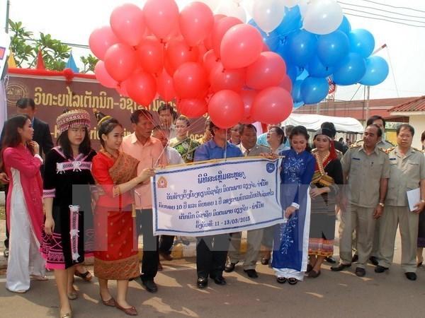 La cooperation Hanoi-Vientiane est efficace, selon des dirigeants laotiens hinh anh 1
