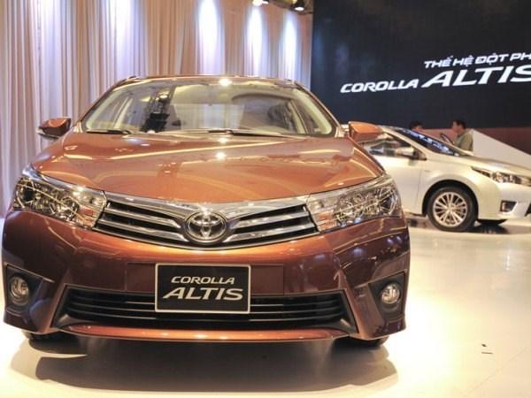 Aout : les ventes d'automobiles ont baisse de 10% sur un mois hinh anh 1