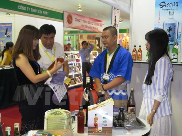 Ouverture des expositions Vietfood & Beverage - ProPack Vietnam a HCM-Ville hinh anh 1