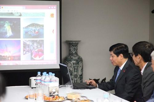 Le site web en langue japonaise de l'ambassade du Vietnam au Japon voit le jour hinh anh 1