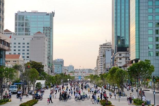 Ho Chi Minh-Ville seduit les touristes etrangers hinh anh 1