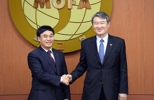 Dialogue strategique Vietnam-Republique de Coree hinh anh 1