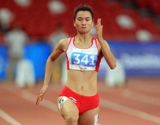 Athletisme : trois medailles d'or remportees par le Vietnam en Thailande hinh anh 1