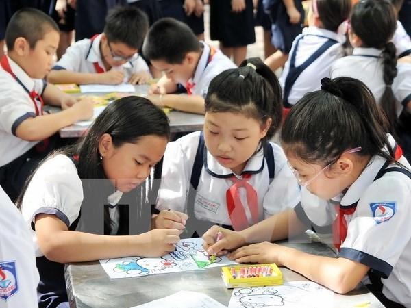 Poursuite de la reforme des programmes scolaires hinh anh 1