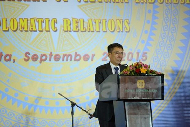 Vietnam-Indonesie : 60 ans de relations de cooperation et de developpement hinh anh 1