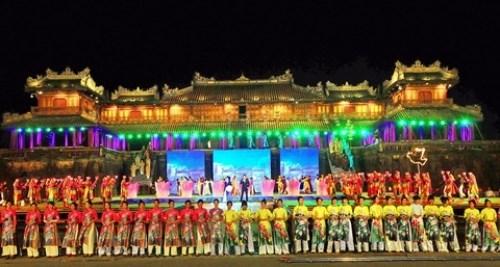 La France, partenaire traditionnel du Festival de Hue hinh anh 1