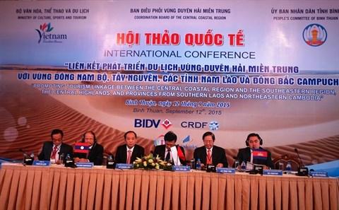 Cooperation regionale pour le developpement du tourisme des zones cotieres du Centre hinh anh 1