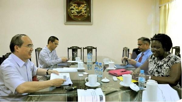 La BM soutient l'elaboration du rapport demographique du Vietnam hinh anh 1