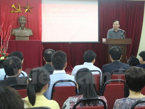 Un vice-president de l'AN visite l'ambassade du Vietnam en Malaisie hinh anh 1
