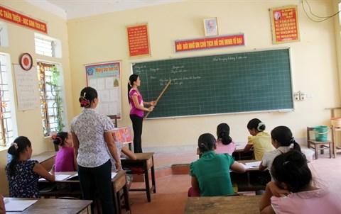 Alphabetisation des femmes, le debut d'une nouvelle vie hinh anh 1