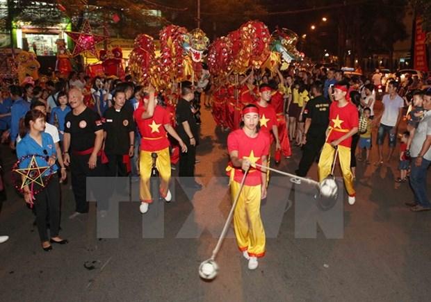 Ouverture de la Fete de la Mi-automne du Vieux quartier de Hanoi hinh anh 1
