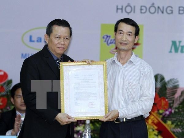 La Federation de Boxe du Vietnam voit le jour hinh anh 1