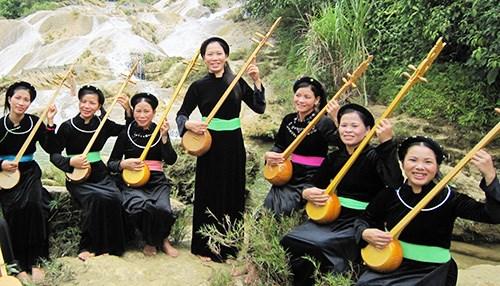 Bientot le 5e Festival national de chant then et du dan tinh et la Fete de la ville de Tuyen Quang hinh anh 1