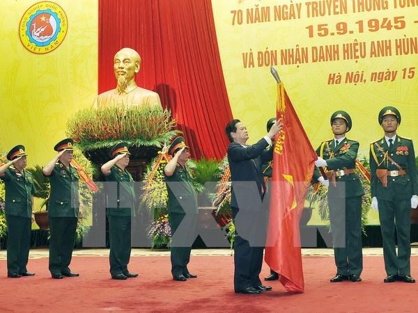 Celebration du 70e anniversaire du Departement general de l'industrie de la defense hinh anh 1