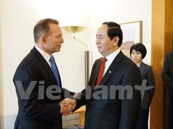 Securite publique : renforcement de la cooperation entre le Vietnam et l'Australie hinh anh 1