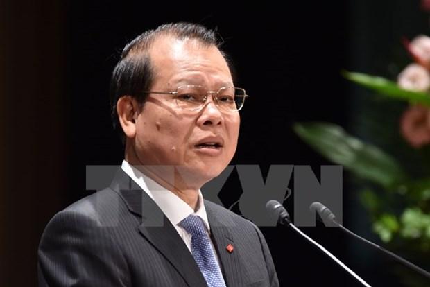 Activites du vice-Premier ministre Vu Van Ninh a Geneve hinh anh 1