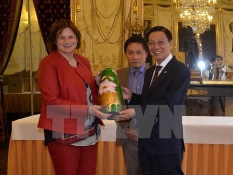 Vietnam et Suisse renforcent la cooperation decentralisee hinh anh 1