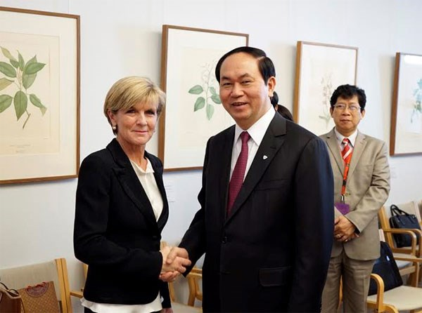 Vietnam-Australie : Elever l'efficacite de cooperation entre les organes judiciaires hinh anh 1