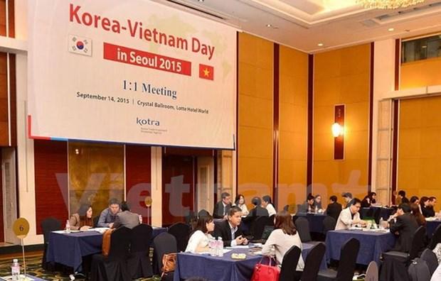 Le Vietnam est un grand importateur de produits sud-coreens hinh anh 1