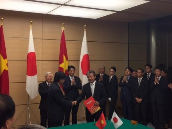Vietjet Air coopere avec le grand groupe de services financiers du Japon hinh anh 1