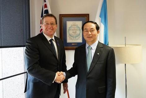 Le ministre de la Securite publique en Nouvelle-Galles du Sud hinh anh 1
