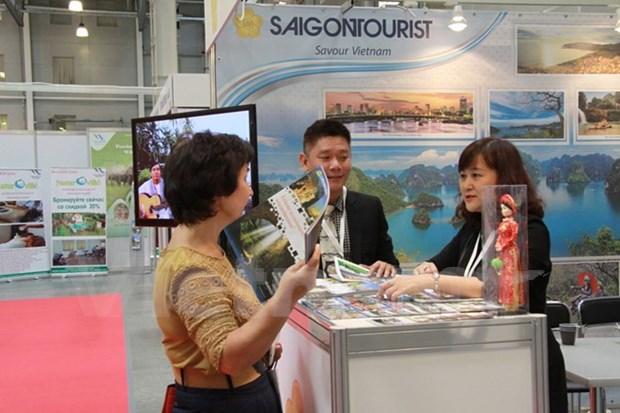 Le Vietnam au Salon touristique Otdykh Leisure 2015 hinh anh 1
