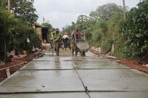 Edification de la Nouvelle ruralite chez les Ede de Dak Lak hinh anh 1