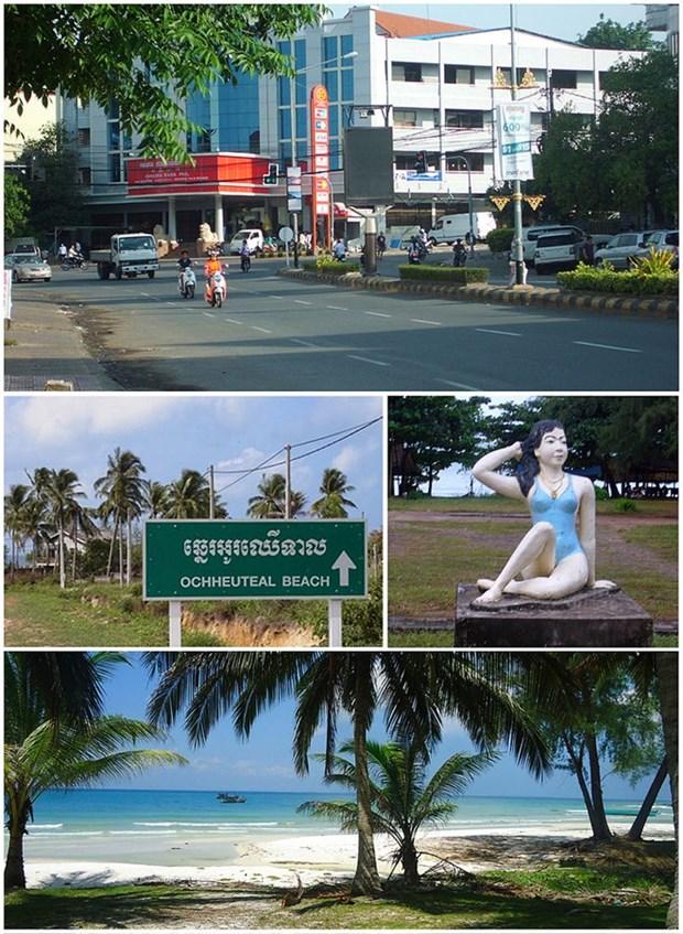 Le Cambodge va creer une zone economique speciale a Preah Sihanouk hinh anh 1