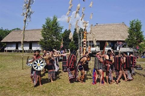 Le mat rituel des Cor reconnu patrimoine culturel national hinh anh 2