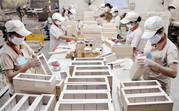 Bois et ameublement, 2e groupe de marchandises vietnamiennes le plus exporte en Chine hinh anh 1