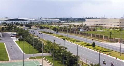 Construction d'un deuxieme parc de haute technologie a Ho Chi Minh-Ville hinh anh 1