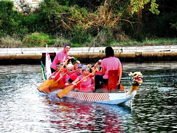 La Journee vietnamienne a Venise hinh anh 1