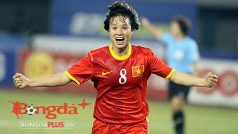 Football feminin : le Vietnam qualifie pour la derniere phase des eliminatoires des JO 2016 hinh anh 1