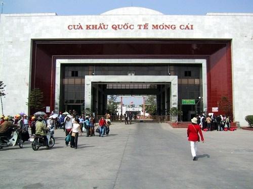 ZE frontaliere de Mong Cai, pole de croissance economique dynamique de Quang Ninh hinh anh 1