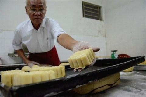 Gardiens des saveurs des gateaux de la lune de Hanoi hinh anh 1