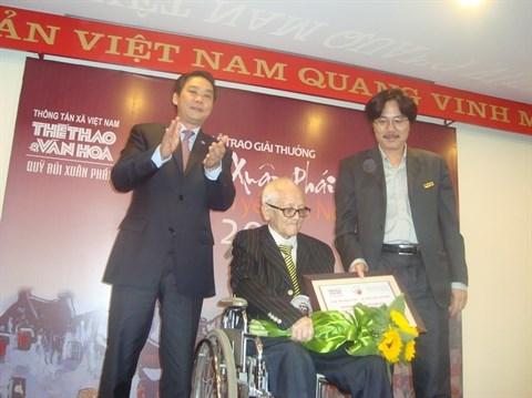 8e Prix «Bui Xuan Phai» : Giang Quan remporte la plus haute distinction hinh anh 1