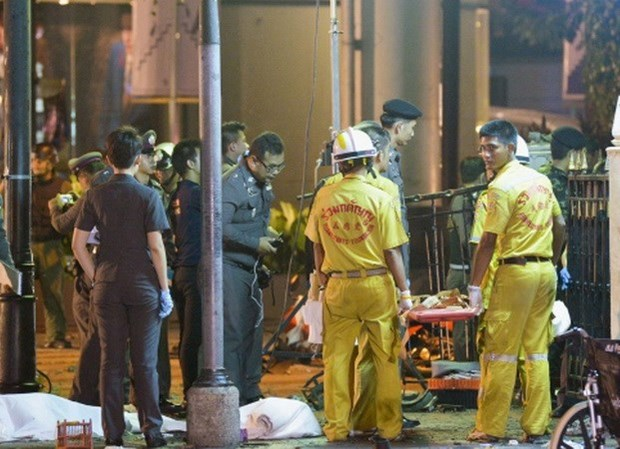 Attentat de Bangkok : mandat d'arret contre un nouveau suspect hinh anh 1