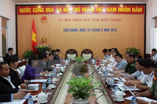 Vietnam et Thailande cooperent dans la gestion de l'exploitation des produits de la mer hinh anh 1