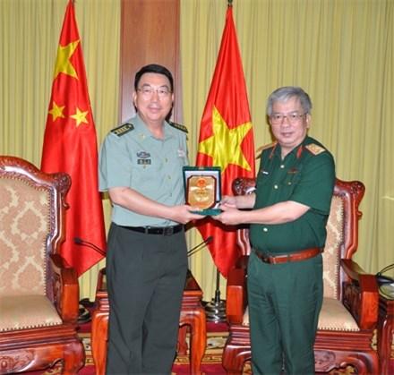 Renforcement de la confiance mutuelle dans les relations Vietnam-Chine hinh anh 1