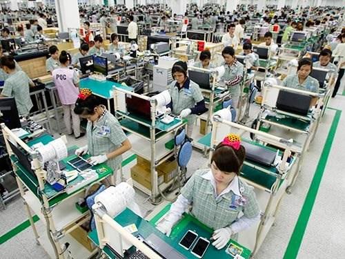Binh Duong : plus de 2,5 milliards de dollars d'excedent commercial hinh anh 1