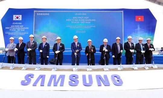 Vietnam, destination seduisante pour les entreprises sud-coreennes hinh anh 1