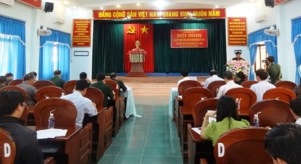 Kon Tum : inhumation des restes de 90 soldats tombes au champ d'honneur hinh anh 1