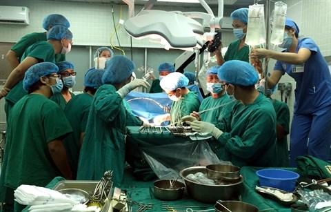 Deux vies sauvees par le cœur et le foie d'un donneur hinh anh 1