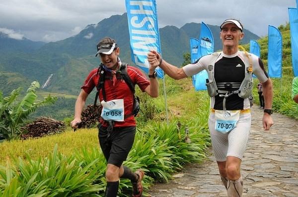 Le 3e trail international des montagnes de Sa Pa hinh anh 1